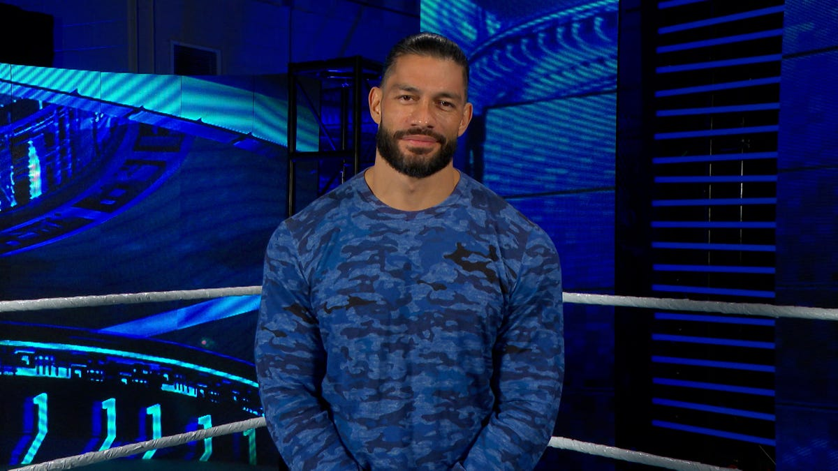 The Thunderdome gave WWE this Roman Reigns, will they keep him?
