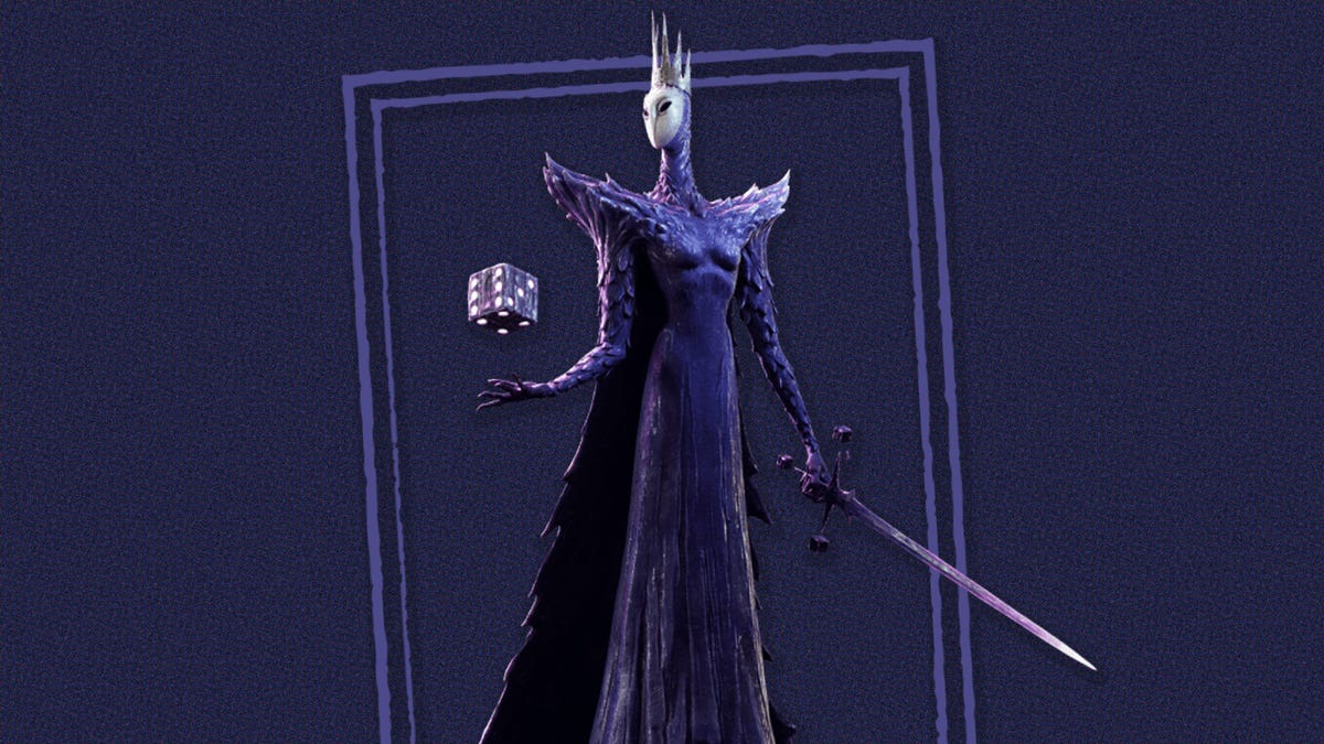 Step Aside Lady Dimitrescu, There's A New Evil And Tall Video Game Queen