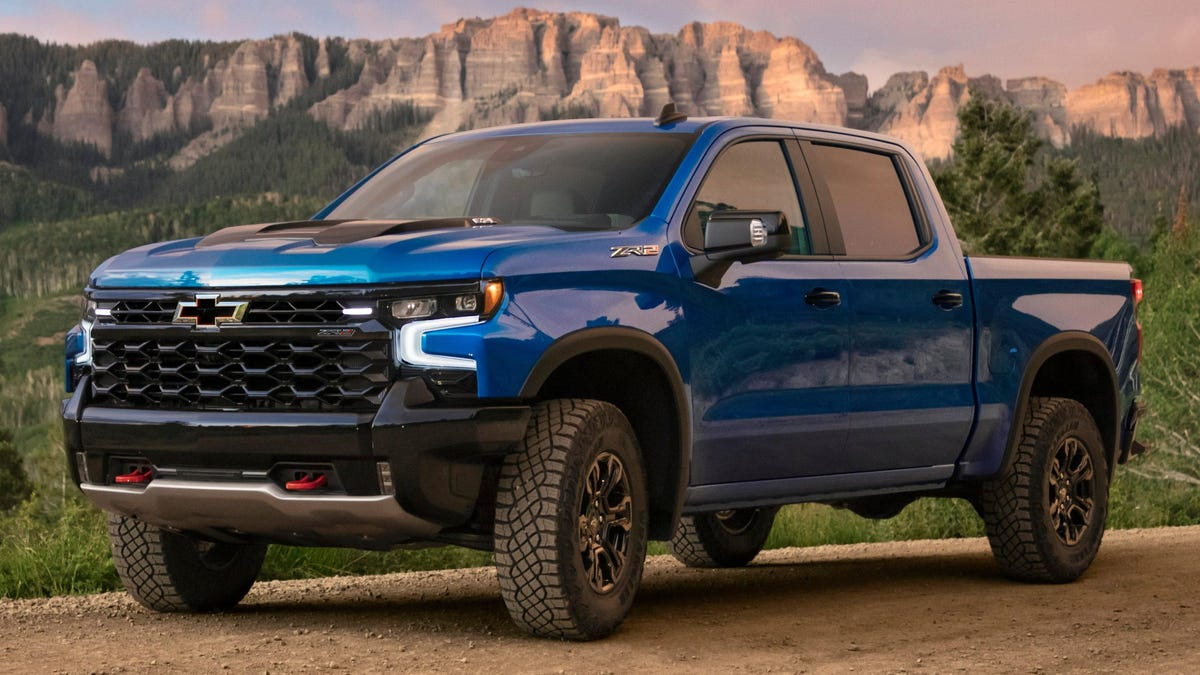 Der 2022 Chevy Silverado ZR2 will der meiste Truck€ sein
