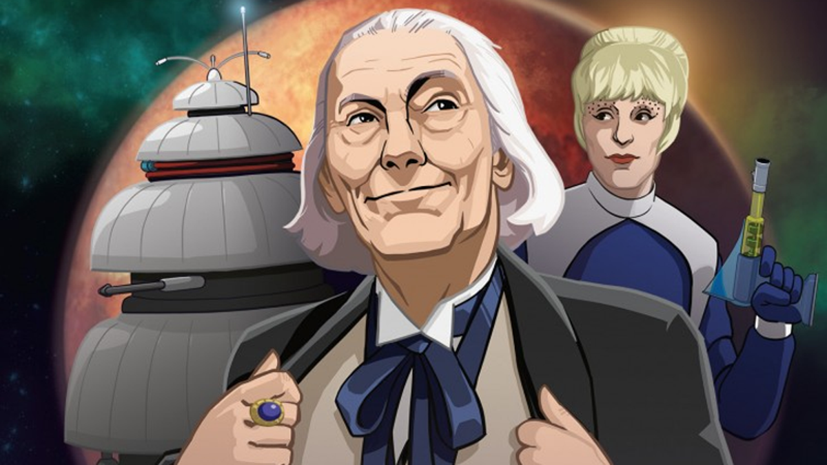 Doctor Who's Least Threatening Dalek Knockoff Returns in a New Lost Story thumbnail