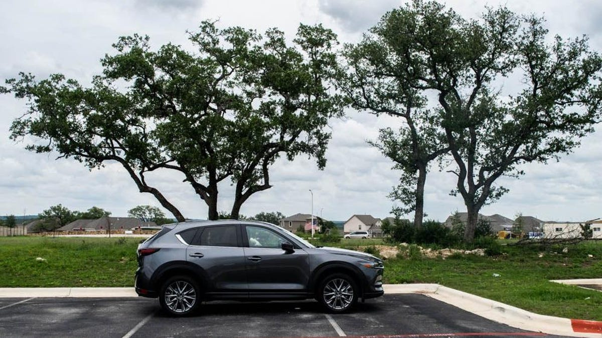 Mazda CX-5 Signature AWD Turbo: A Perfect Blend Of Comfort, Beauty, and Performance