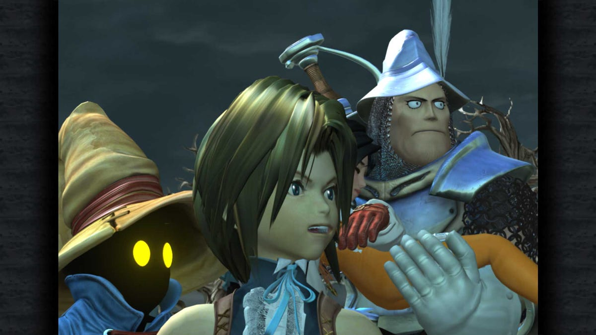 Final Fantasy IX Is Getting An Animated Series