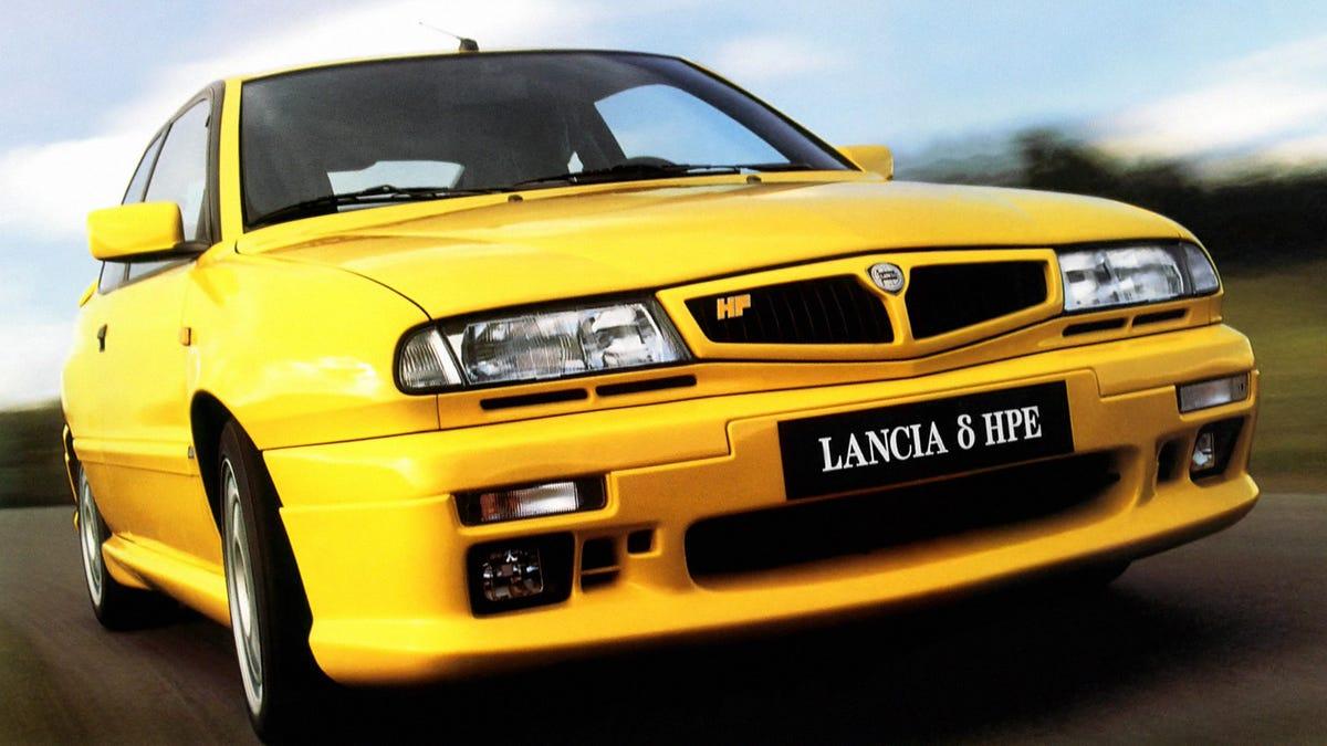 Lancia wird den Delta zurückbringen und ich bitte uns alle, unsere Erwartungen zu zügeln