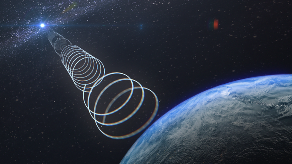 Strange Radio Signal From Galactic Center Has Astronomers Flummoxed - Gizmodo