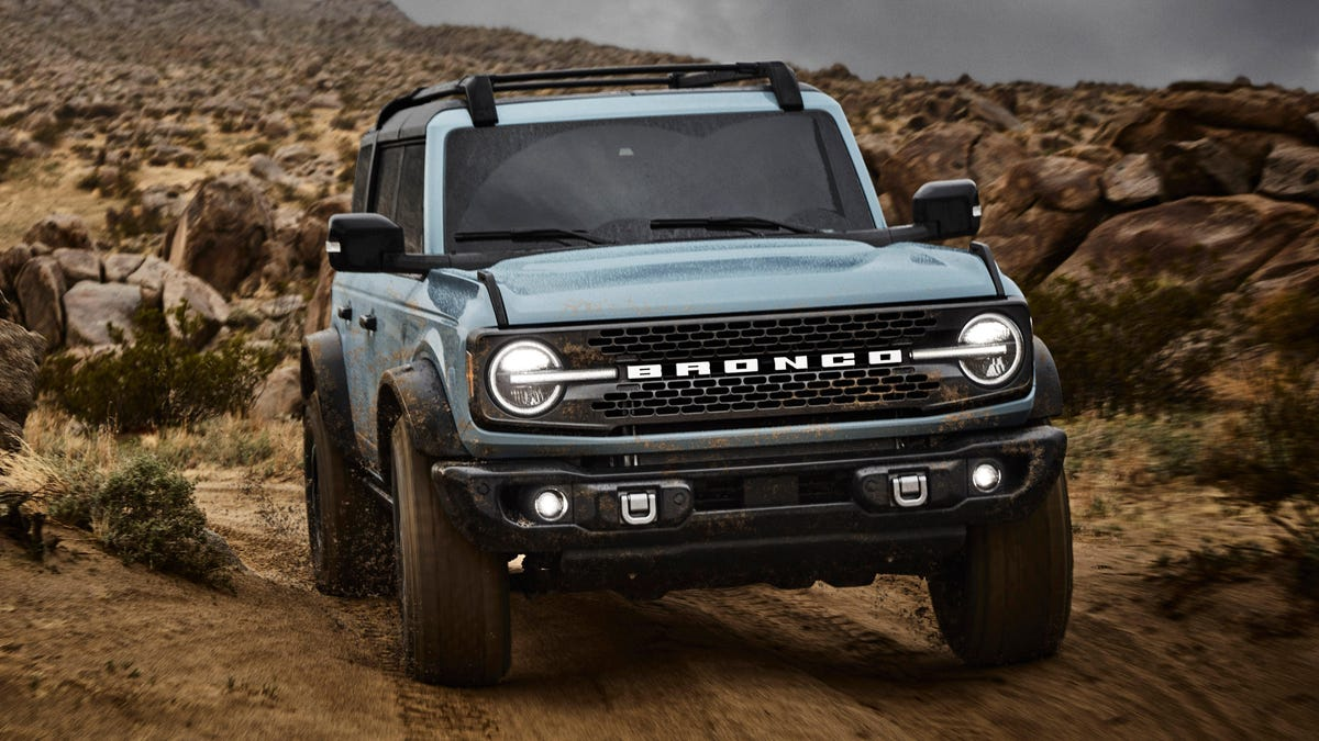 Tot: Der Ford Bronco Pickup, den es nie gab: Bericht