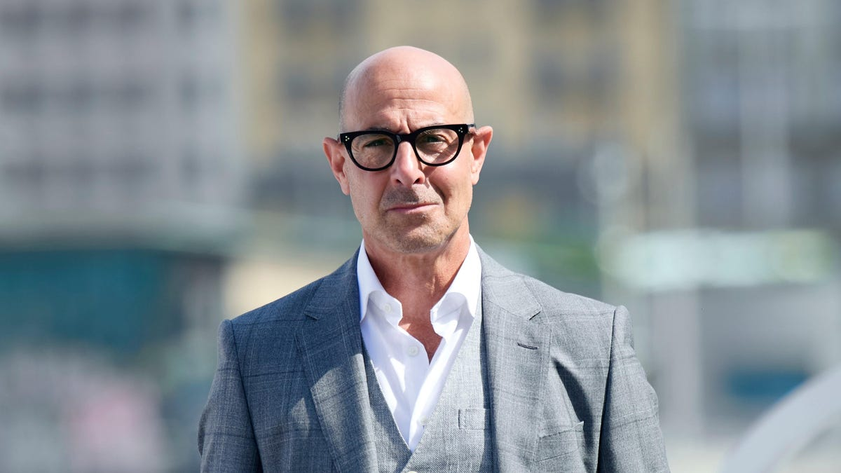 Stanley Tucci is playing Clive Davis in the Whitney Houston biopic