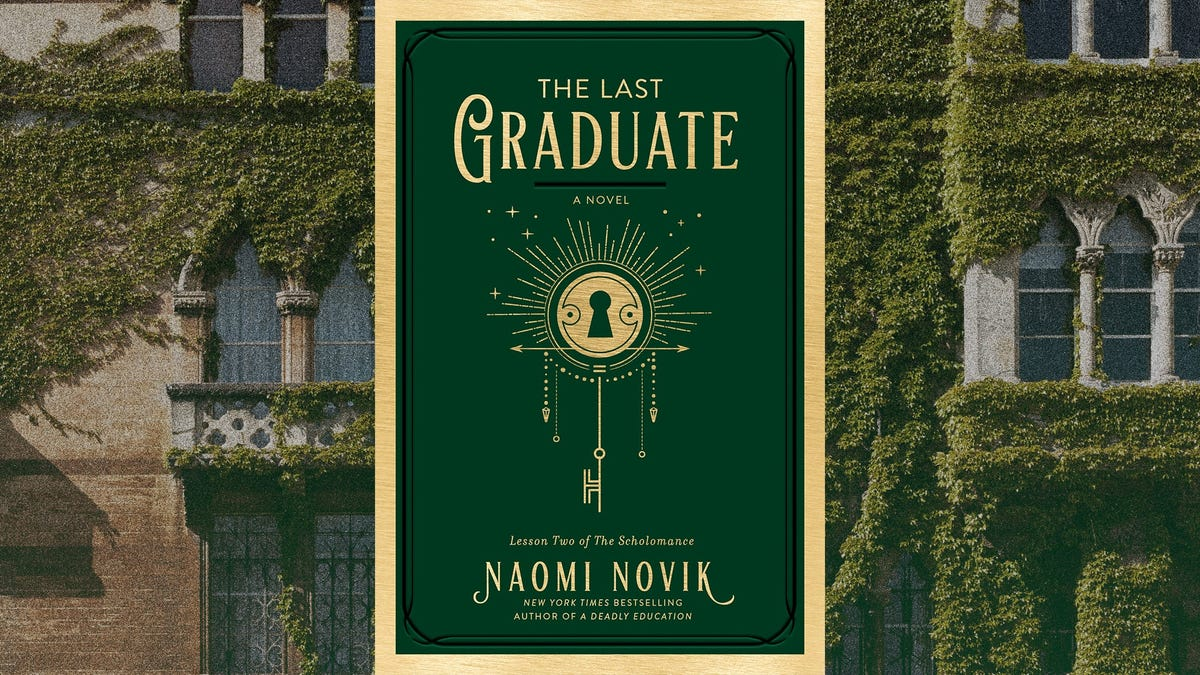 The system is the monster in Naomi Novik's engaging The Last Graduate