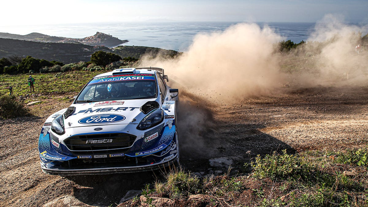 The WRC Is Getting Serious About Doing A U.S. Rally