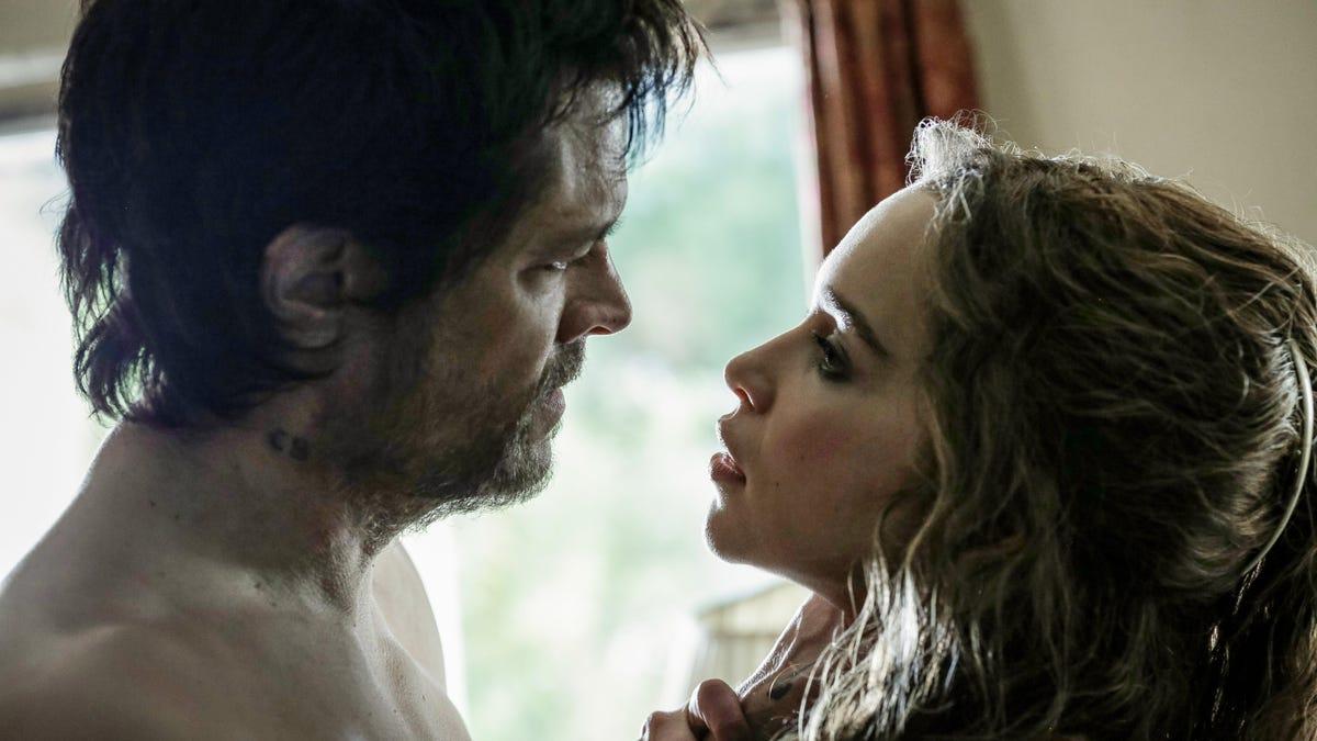 Above Suspicion is beneath everyone involved—especially Emilia Clarke