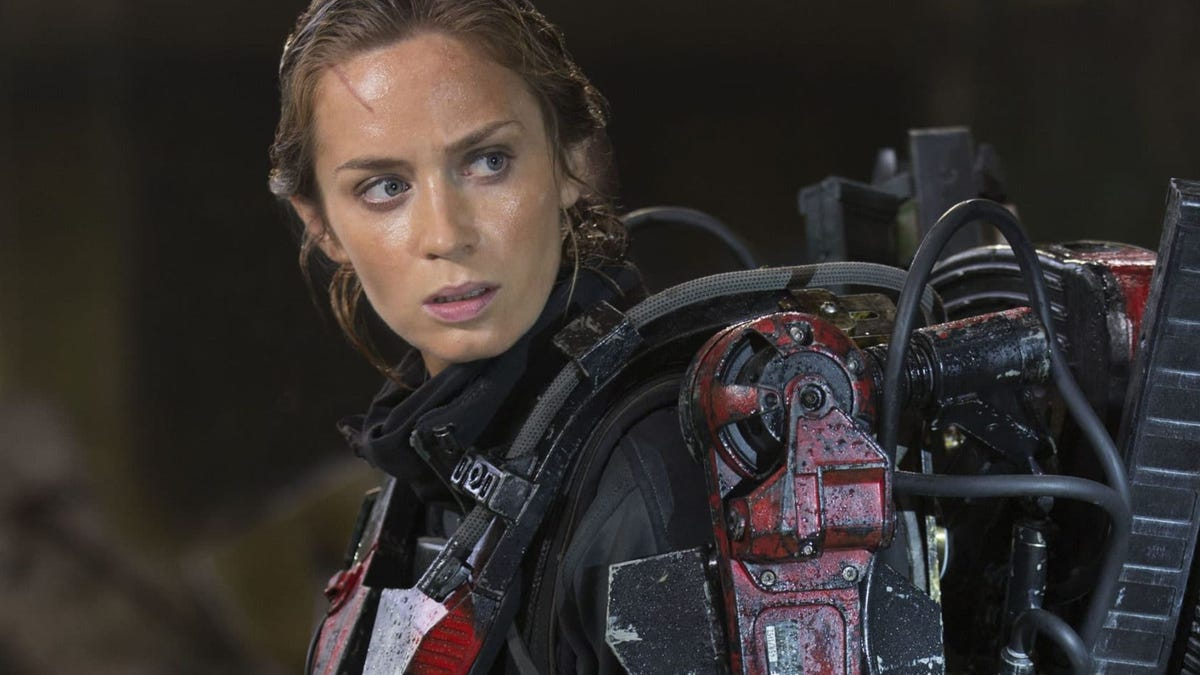 Emily Blunt Says Edge of Tomorrow 2 is Too Expensive to Film