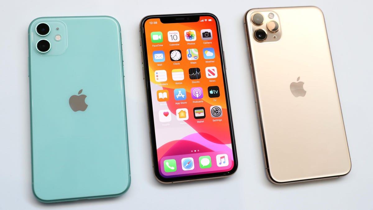 Algunos iPhone 13 podrían contar con hasta 1 TB de almacenamiento