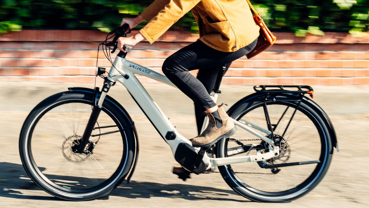 I Rode Specialized's Fancy New E-Bike, and Now I See the Light
