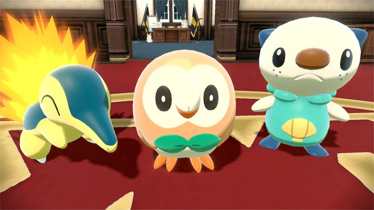 Pokémon Brilliant Diamond, Shining Pearl, And Pokémon Legends: Arceus Get Release Dates