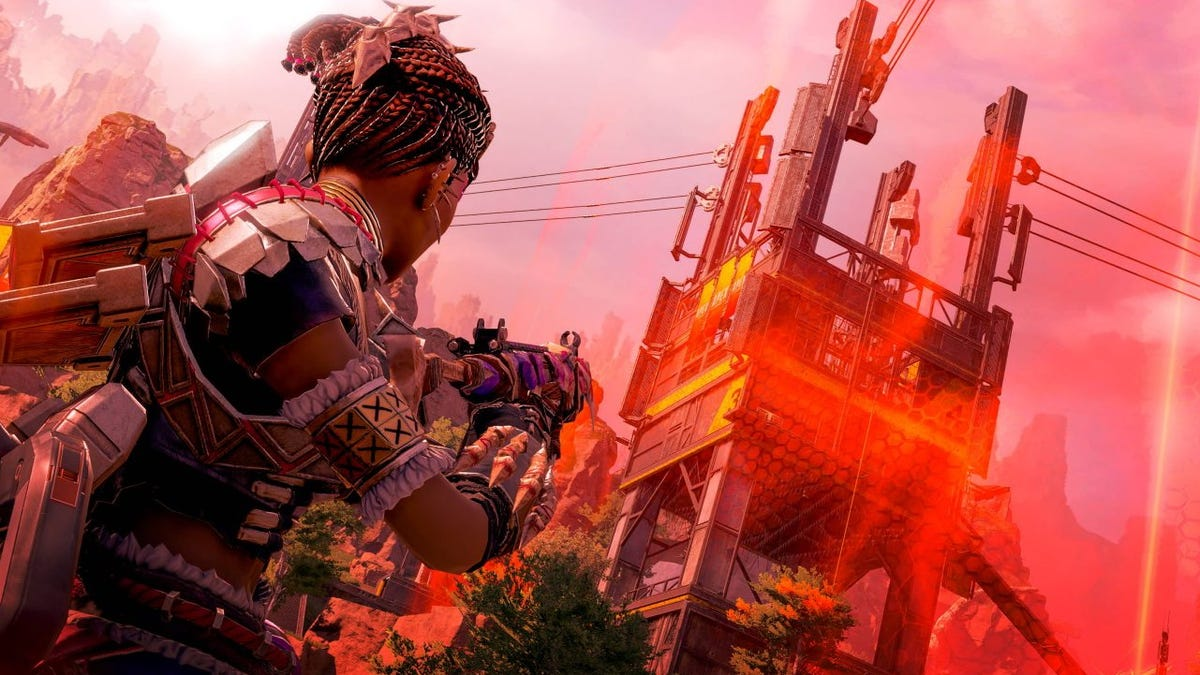 Apex Legends Servers To Stay Borked For A Bit
