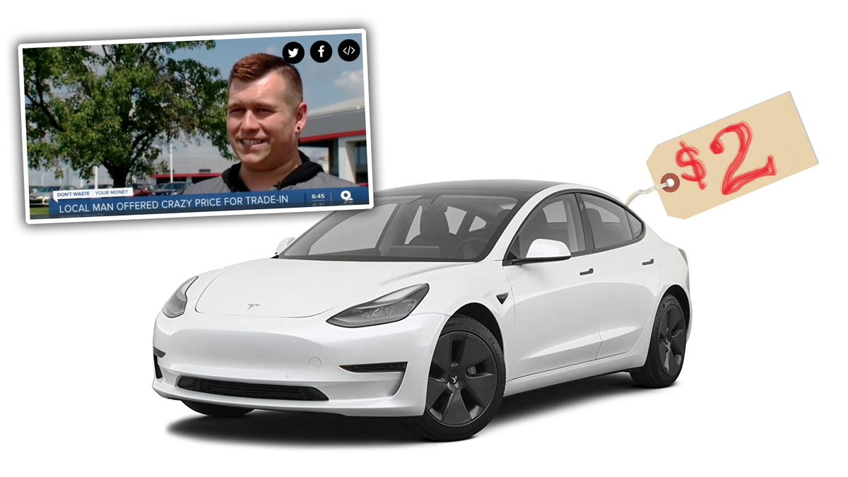 Wild Car Market Means Some Dude Only Paid A Dollar A Year To Own His Tesla