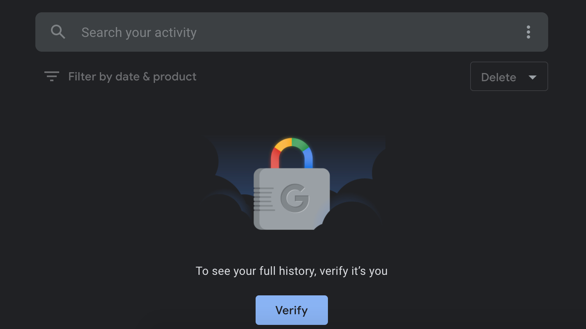 How to Password Protect Your Google Search History and Hide Your Secrets
