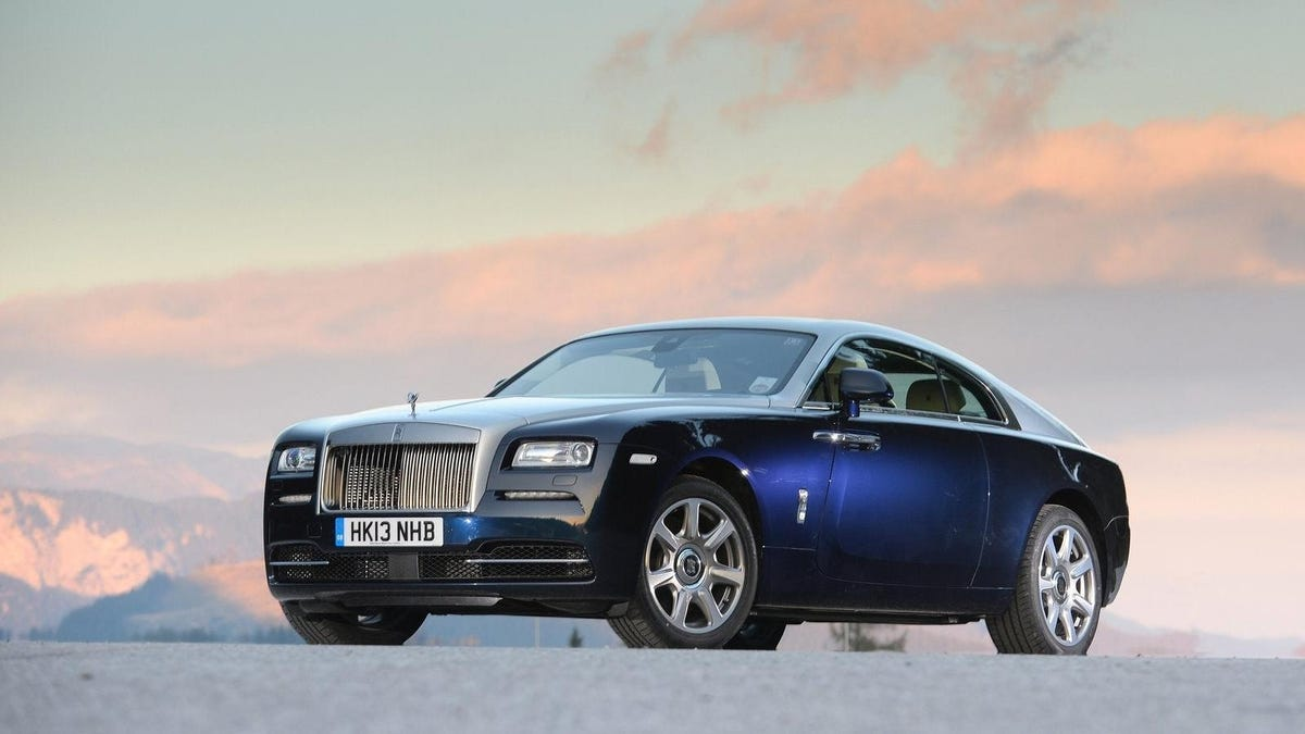 A Hyundai Dealer Put A Rolls-Royce On Craigslist And I Have So Many Questions