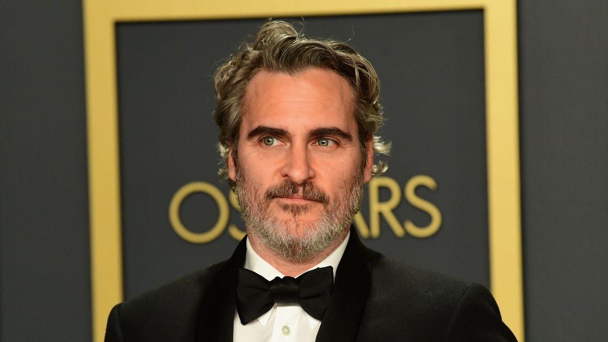 Joaquin Phoenix wants to help some of the bears who inspired Brother Bear