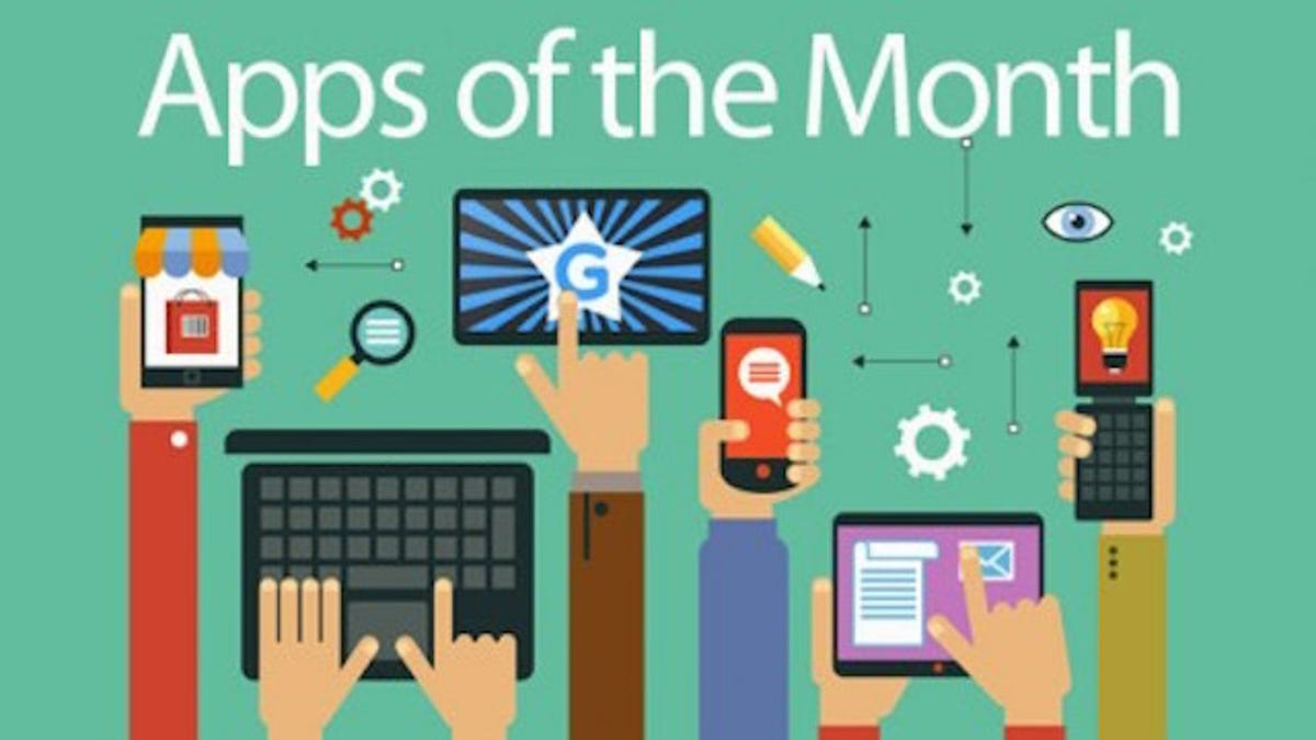 May's Essential Apps for Android, iOS, and Windows Phone