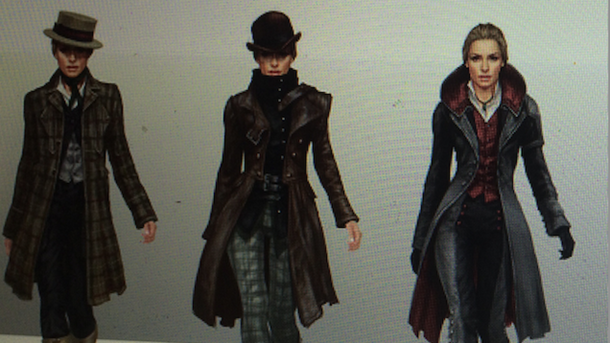 Sources You Can Play As A Woman In Assassin S Creed Syndicate