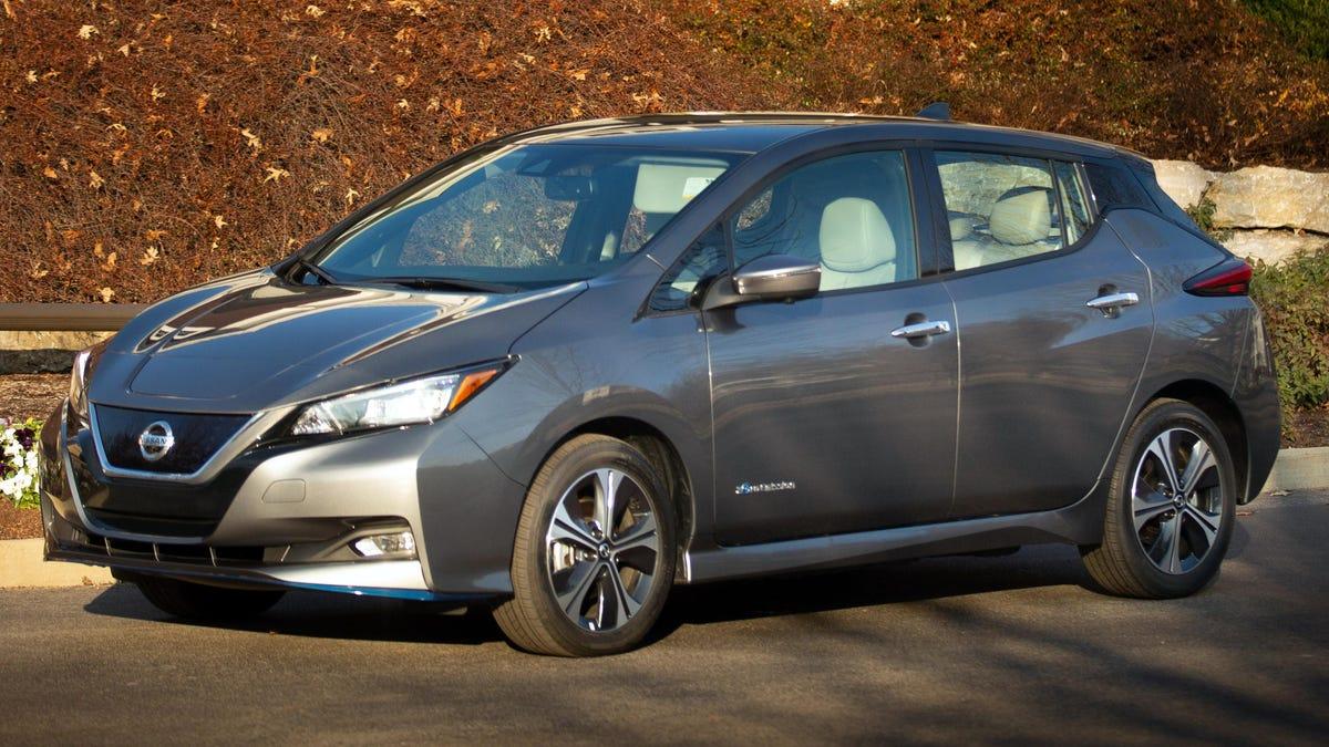 Der Nissan Leaf 2022 ist jetzt erschwinglich