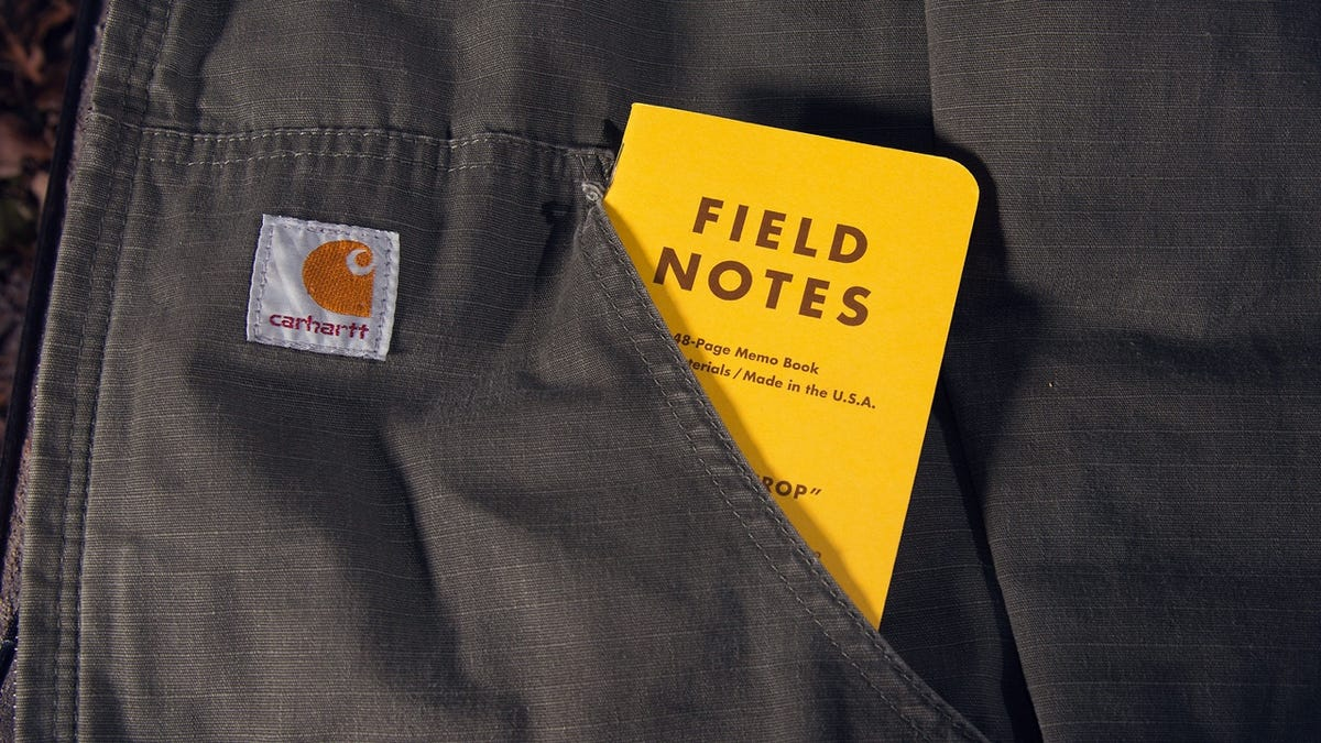 How to Use a Simple Pocket Notebook to Improve Your Life
