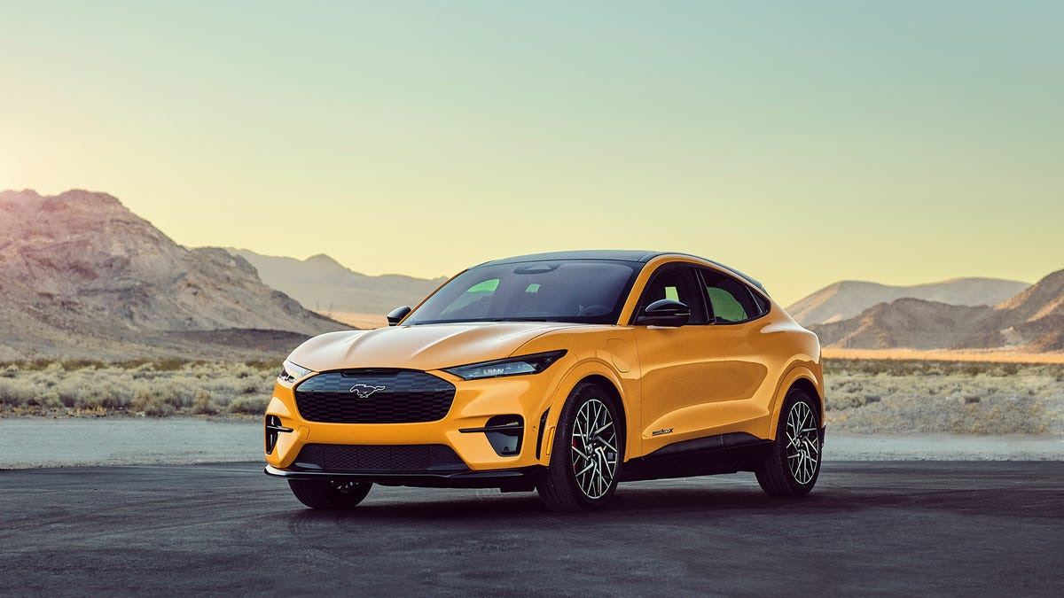 Ford Mustang Mach-E v The SUV: The First SUV That Feels Like A Muscle Vehicle