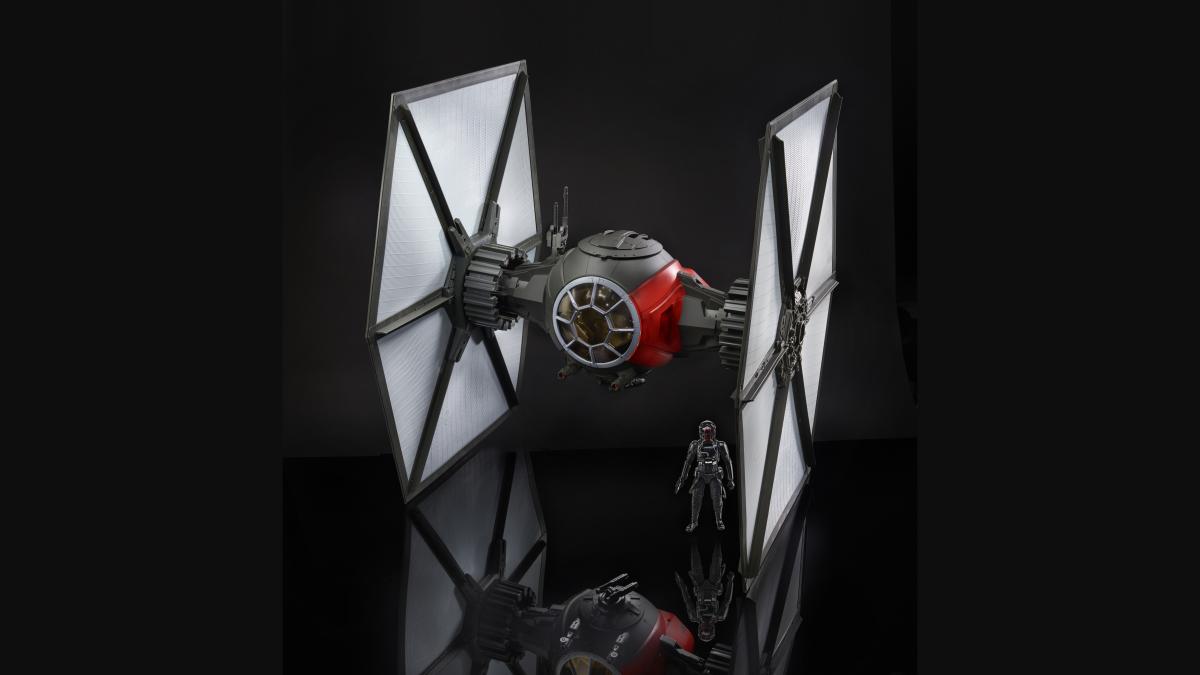 Las primeras figuras de acción de Star Wars VII son caras, pero geniales