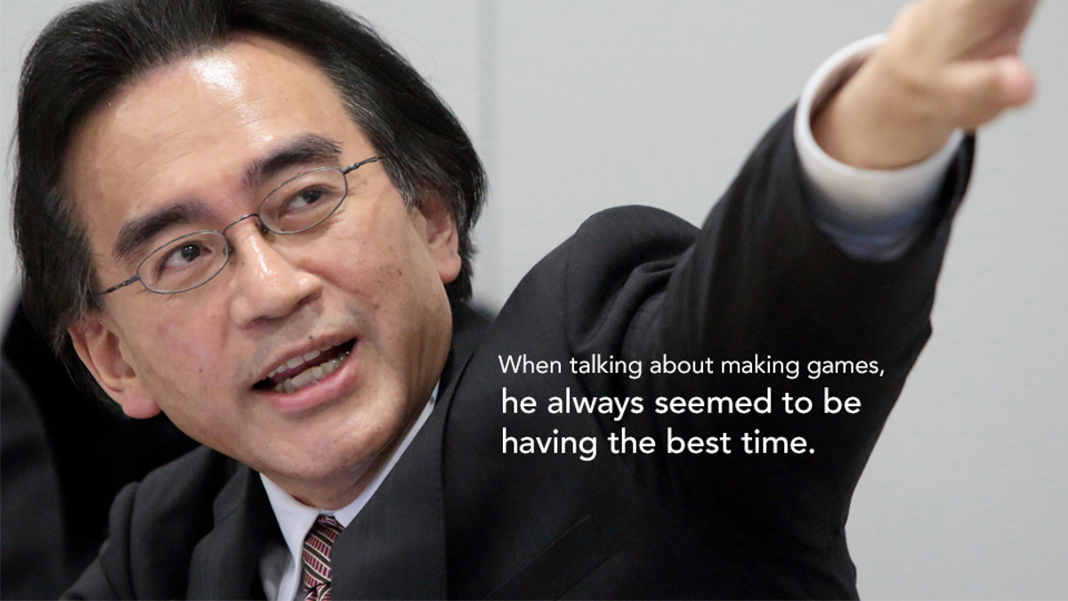 The Game Maker Who Became CEO: What Satoru Iwata Meant To Nintendo