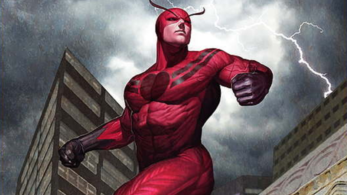 Marvel Comics Has A New Giant Man And It S Not Hank Pym