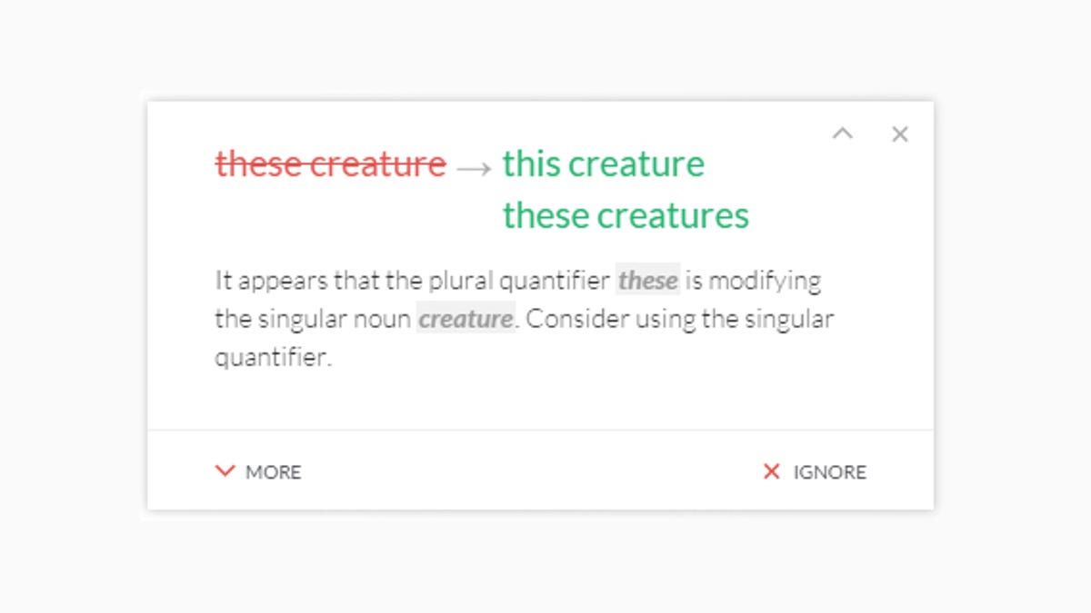 Use the Grammarly Extension to Avoid Dumb Mistakes When Writing Online