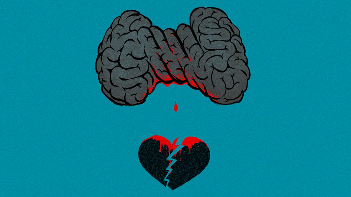 Esto es lo que una ruptura sentimental hace a tu cerebro