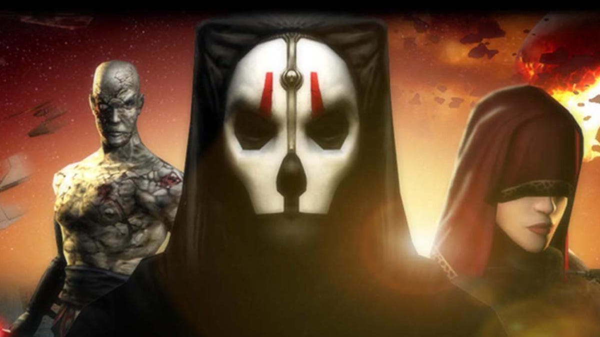 Ten Years Later, Star Wars KOTOR II Gets An Official Update