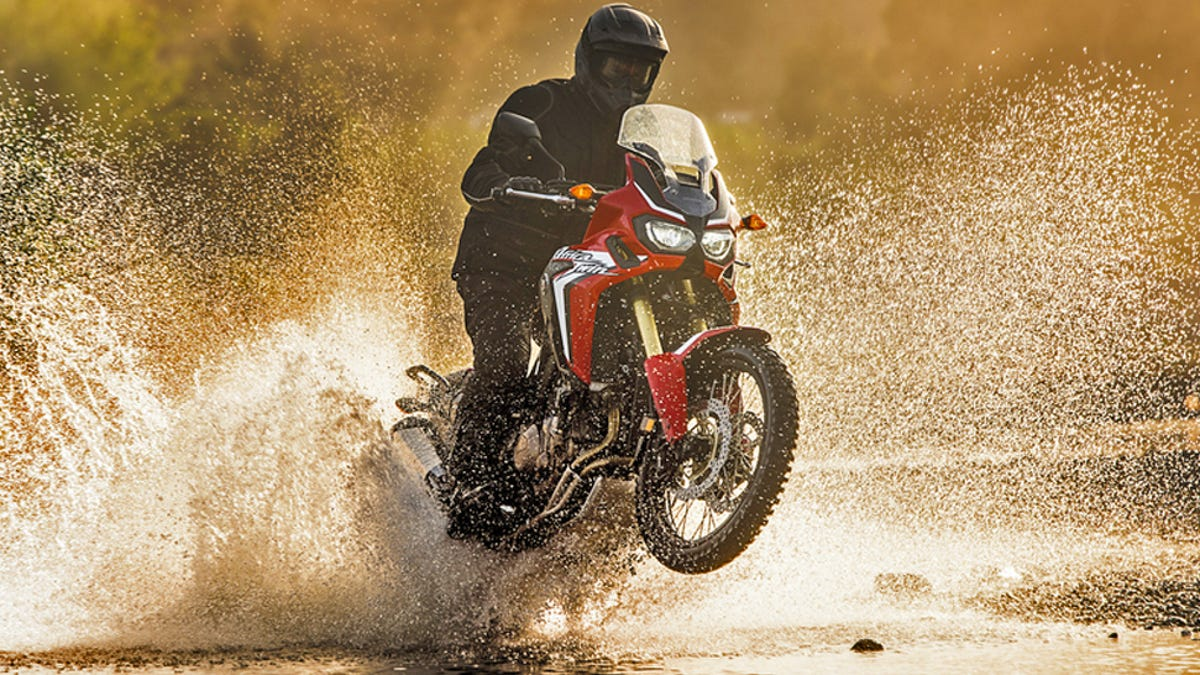 How The New Honda Africa Twin Compares To Its Dirty ADV Competition