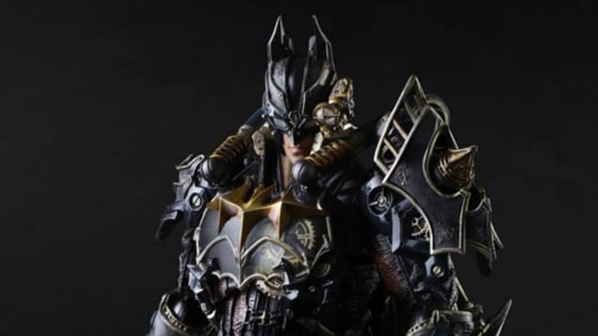 Steampunk Batman Is An Internet Fever Dream Turned Into An Action Figure