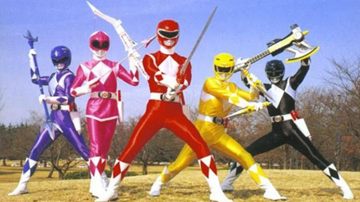 Secret Origins Of The Japanese Superhero Show That Became Power Rangers