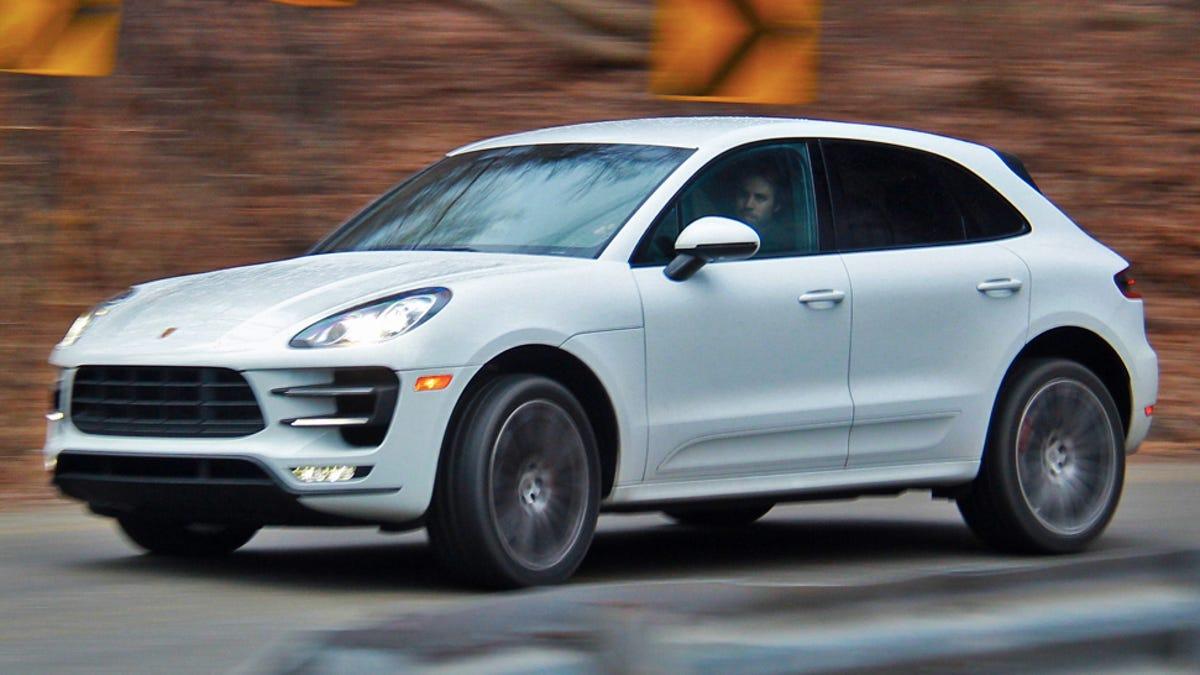 2015 Porsche Macan Turbo Is A Luxury Hot Hatch On Steroids