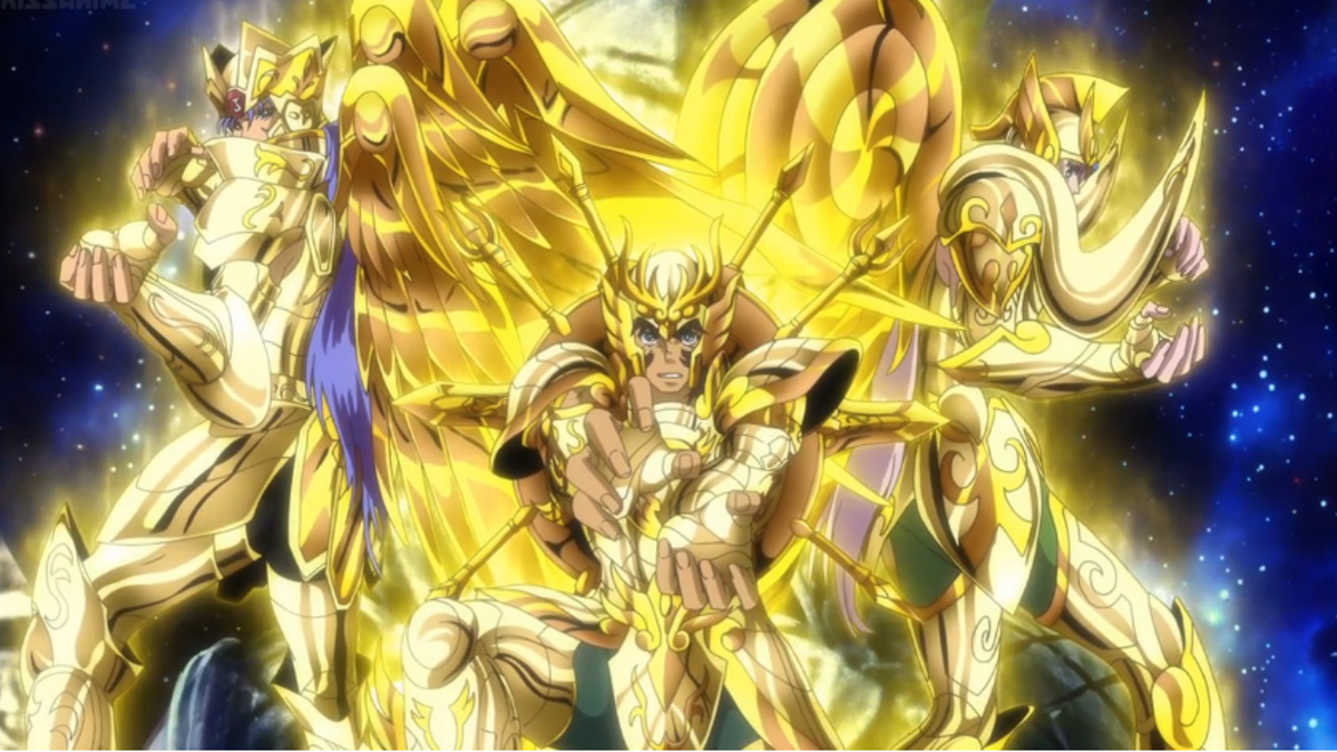 In The Latest Chapter Of Saint Seiya Soul Of Gold Ch 10