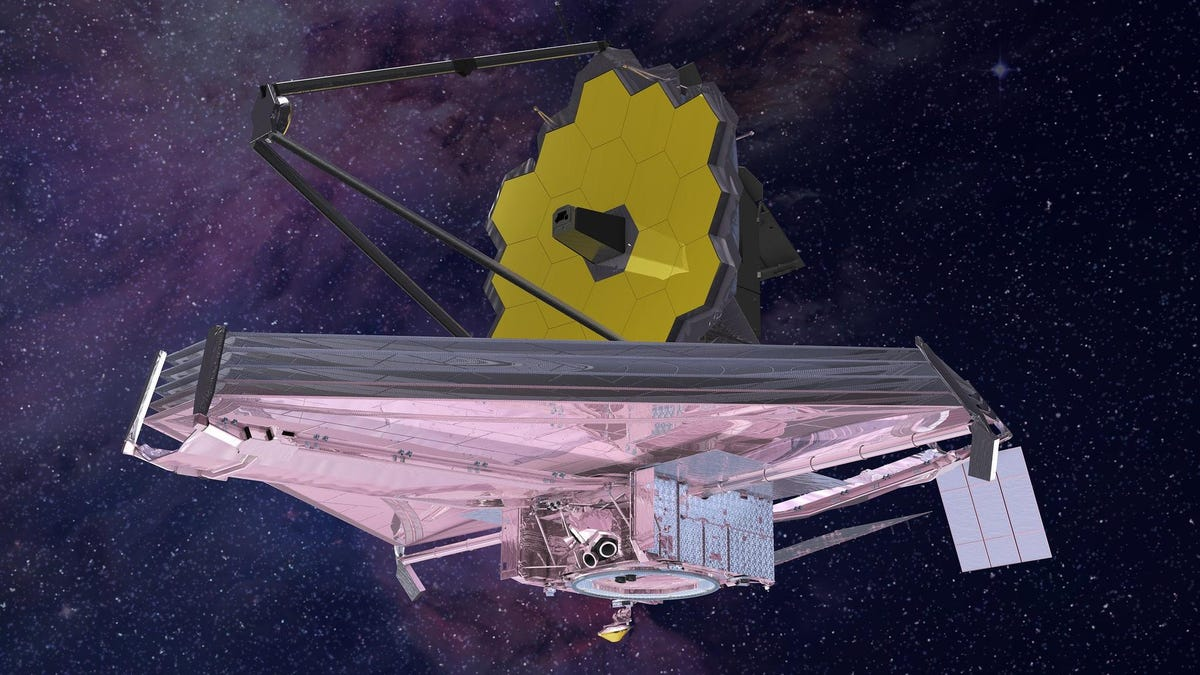 Extremely Delayed James Webb Space Telescope Delayed Again, Again
