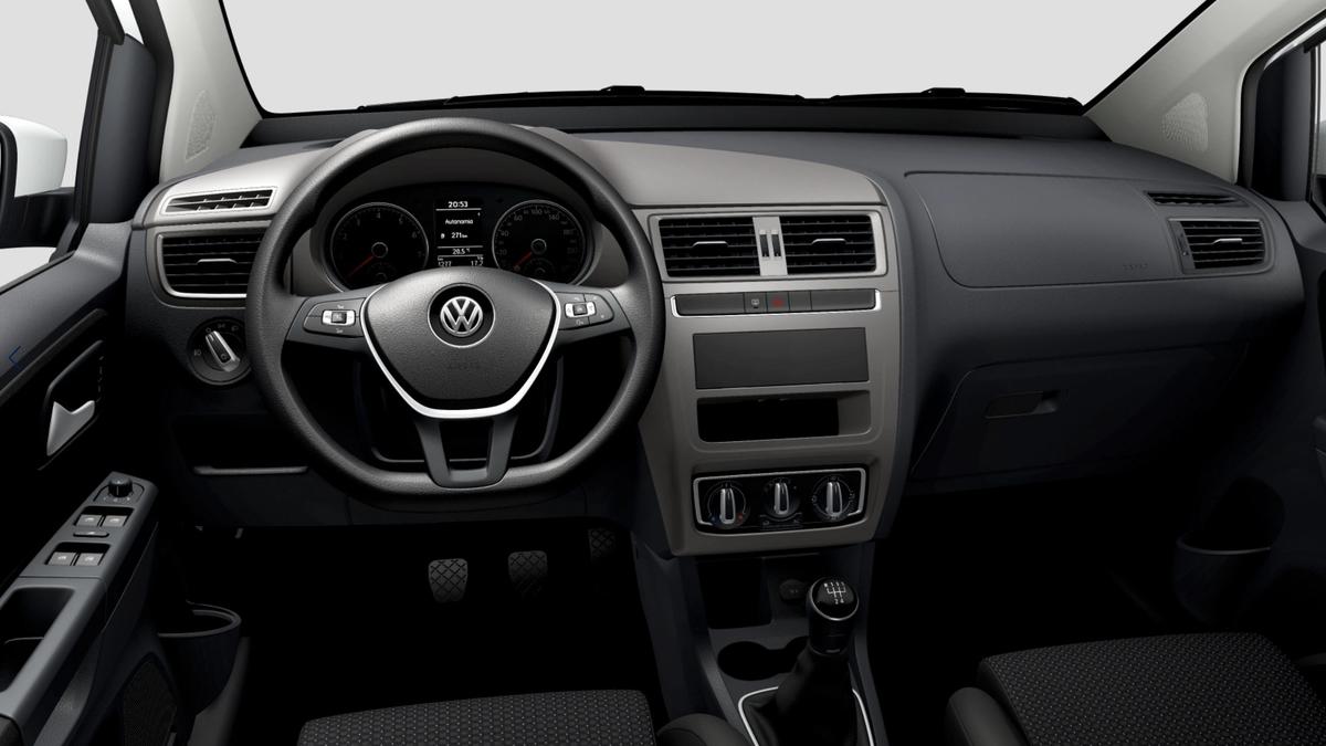 Warum einige Volkswagen in Brasilien mit leeren Nummernschildern auf dem Armaturenbrett ausgeliefert werden