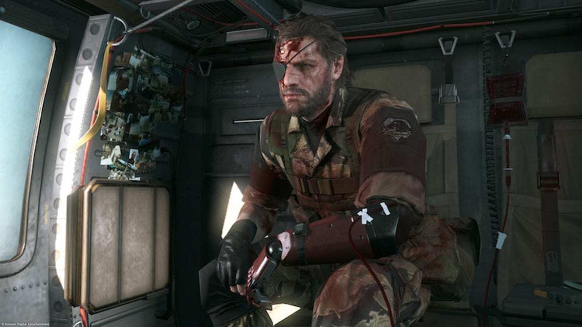 Why Metal Gear Solid V S Ending Is So Disappointing