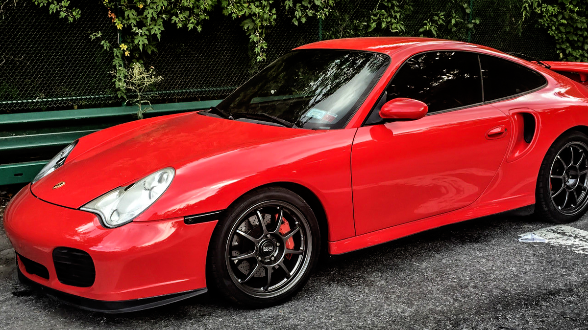 Why Buy A Mustang GT When You Can Get An Insane 650-HP Porsche 911 Turbo?