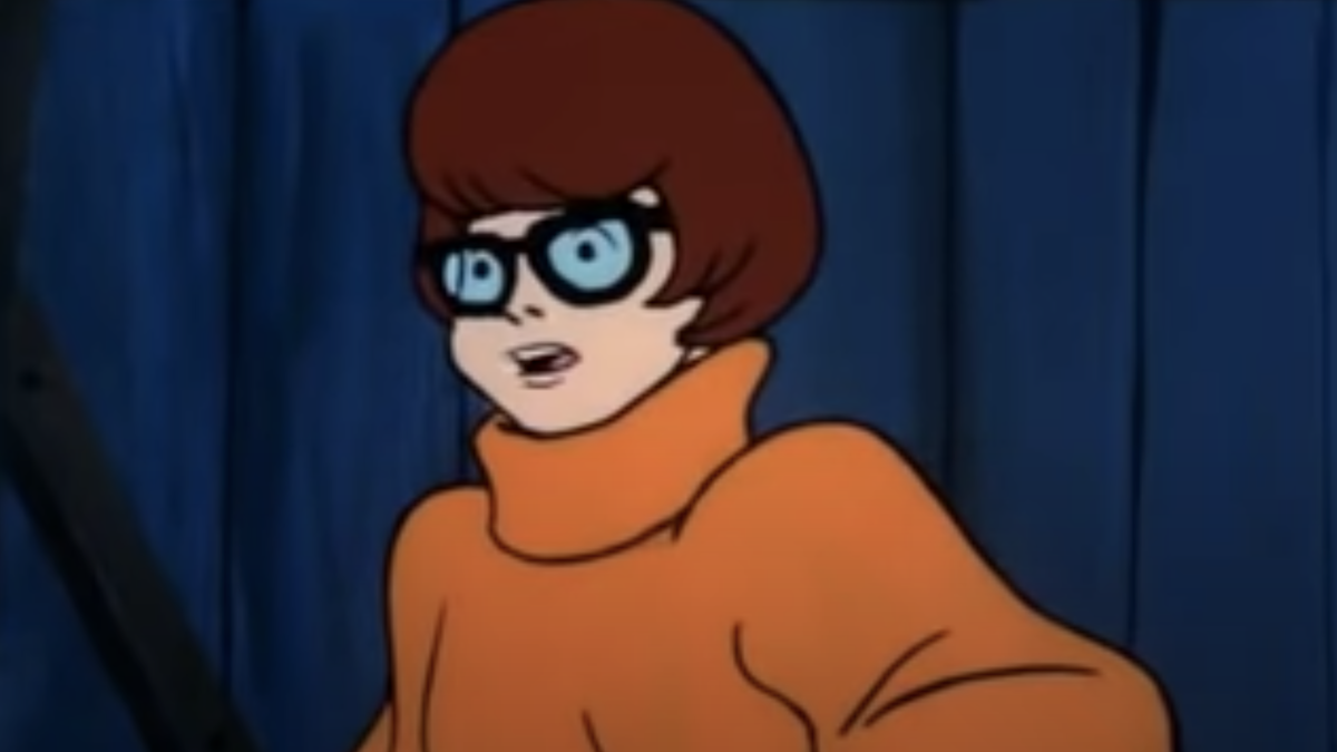 Please Remember that Velma, of Scooby-Doo Fame, Is a Cartoon Character