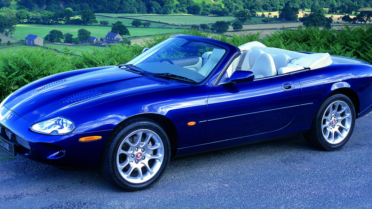 Ten Of The Most Beautiful Cars You Can Buy On eBay For Less Than $10,000