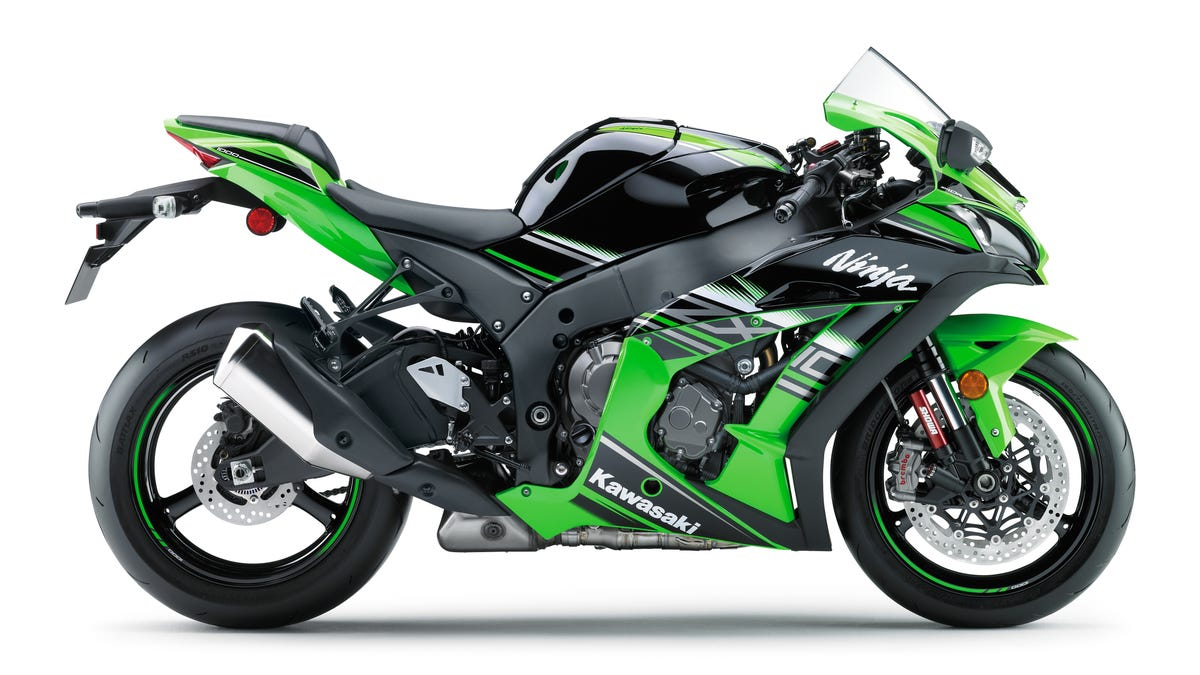 The All-New 2016 Kawasaki ZX-10R Might Be The Fastest Street