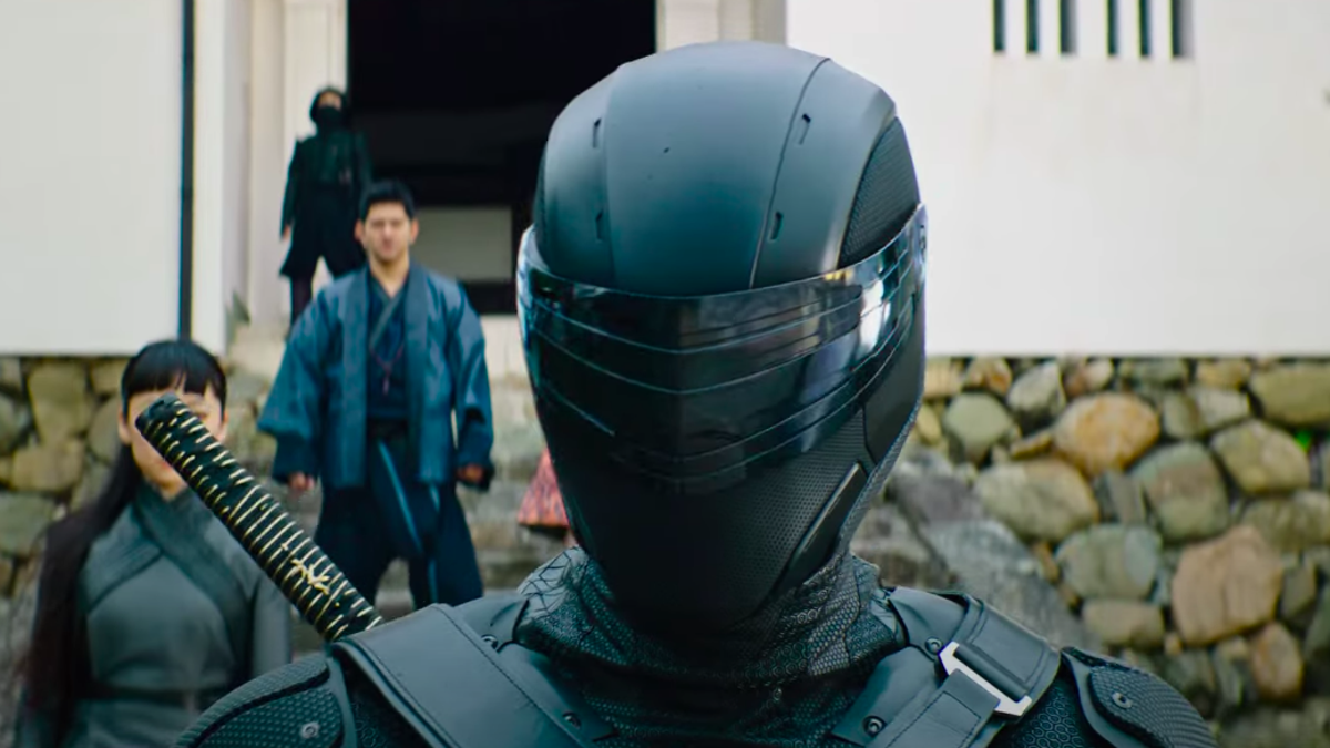 New Snake Eyes Trailer Makes Cobra a Much Bigger Threat