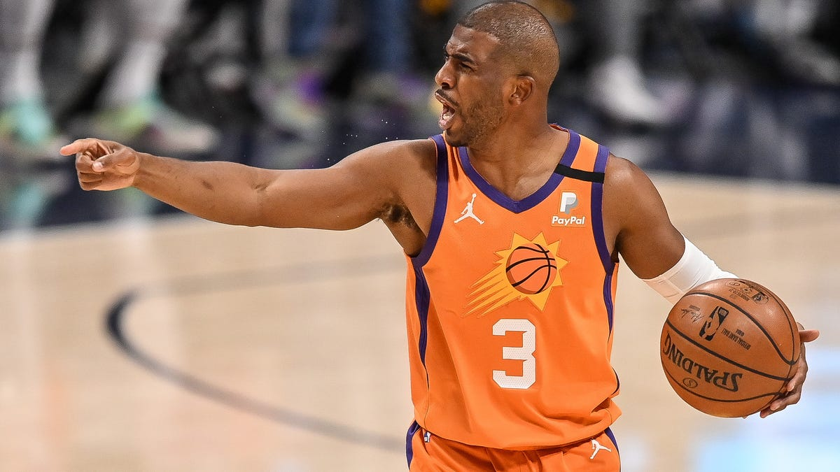 What the hell?! Now CP3 may have COVID, as walking-wounded playoffs roll on