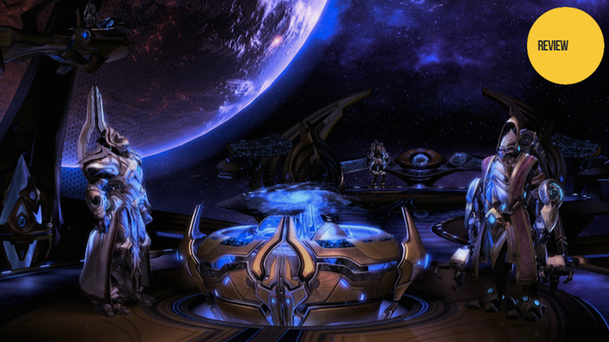 1523574014003558177 - StarCraft II: Legacy of the Void: The Kotaku Review
