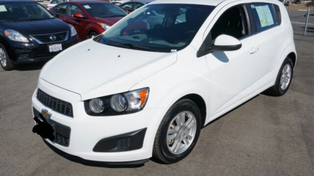My Chevy Sonic Is Making Me Not Like Gm Products