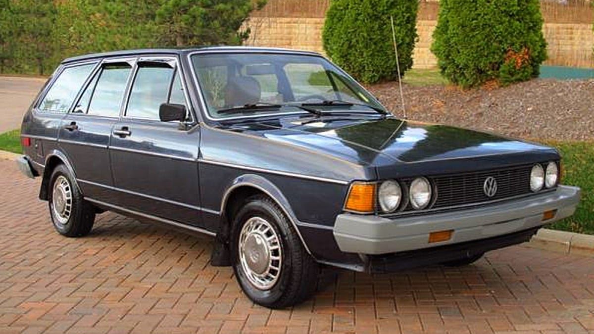 how about this seemingly clean 1980 vw dasher diesel wagon for 3 250. Black Bedroom Furniture Sets. Home Design Ideas